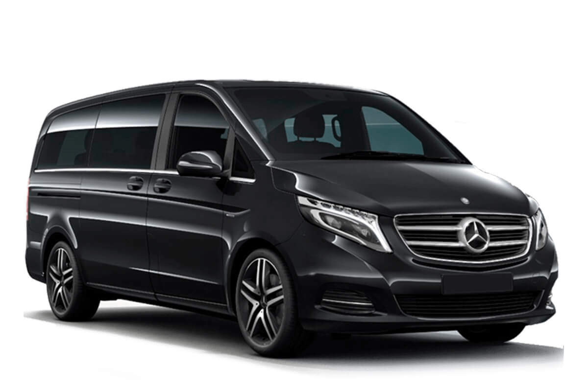 Mercedes Vito, antalya rent a car, füzyon