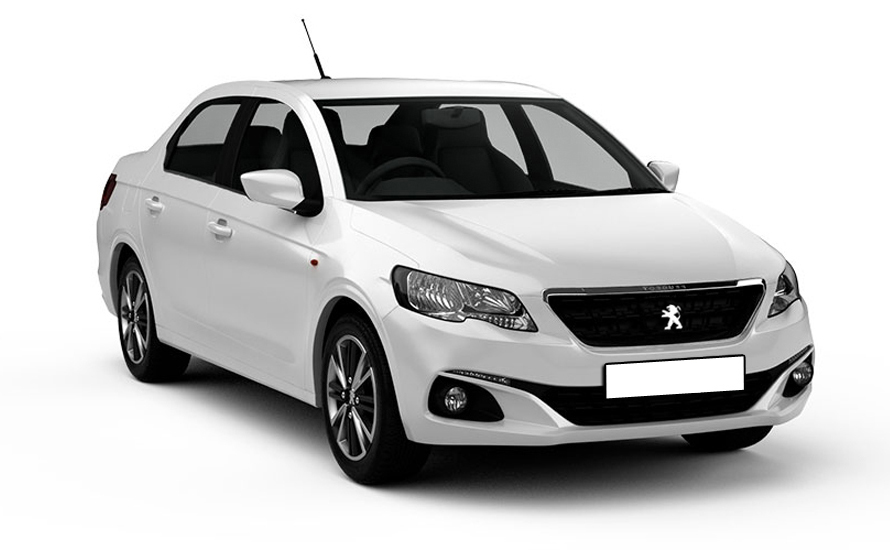 PEUGEOT 301, antalya rent a car, füzyon