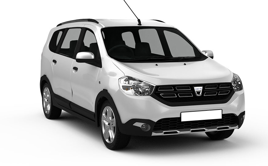 DACIA LODGY MANUEL DİZEL, antalya rent a car, füzyon